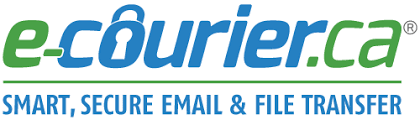 e-Courier smart, secure email and file transfer
